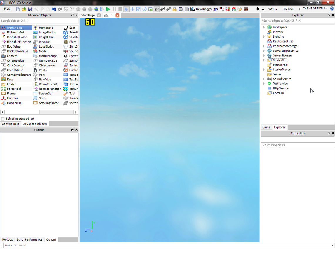 Roblox Developer Tool Option To Hide Studio Panes And Show On Mouseover Studio Features Roblox Developer Forum