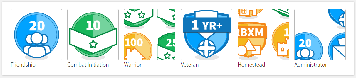 The Solution To Background Position On Roblox Badges Website