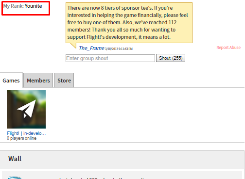 How To Create Groups In Roblox Without Can T Post On Group Walls Website Bugs Roblox Developer Forum