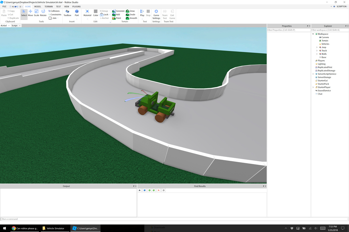Can Roblox Please Get Proper Scaling Support Studio Features