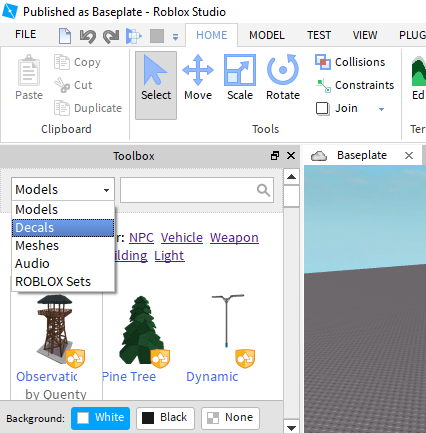 How To Make Roblox Decals July 2018