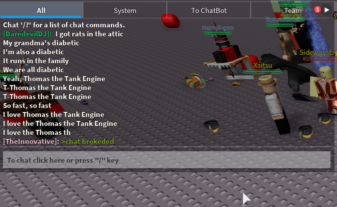 New Roblox Chat System Developer Beta Announcements Roblox