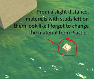 Stud Texture Roblox Option To Remove Studs From Materials In Studio Too Studio Features Roblox Developer Forum