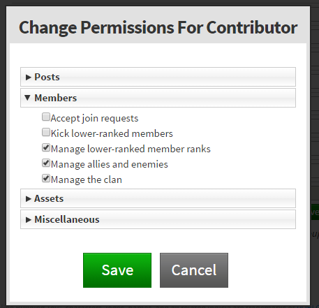 Group Admin Panel Button Not Showing Up Website Bugs Roblox Developer Forum