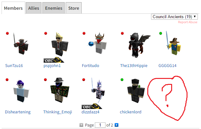 Roblox Groups Bug Website Bugs Roblox Developer Forum