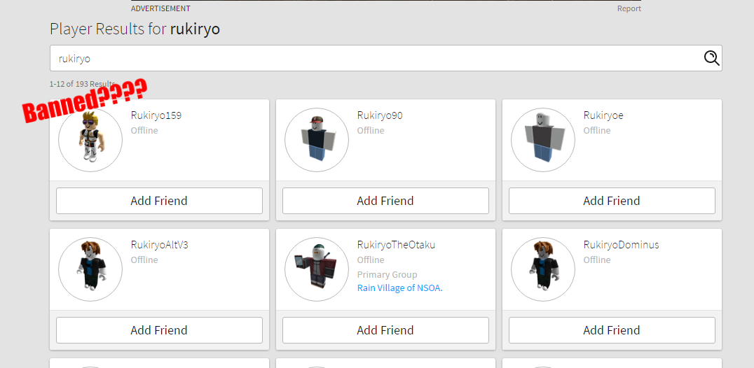 Direct Hits To A Player S Previous Username Should Put The Player At The Front Of The List Website Features Roblox Developer Forum