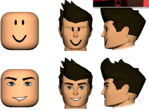 Anthropomorphic Avatars Website Features Roblox Developer Forum