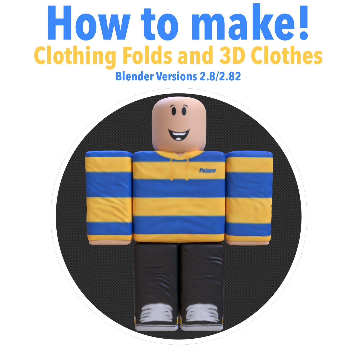 Roblox Blender Rig 2020 Clothing Folds And 3d Clothes Blender 2 8 2 82 Community