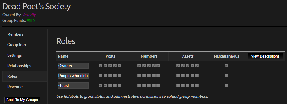 200 People Now Own My Group With Higher Permissions Than Me And
