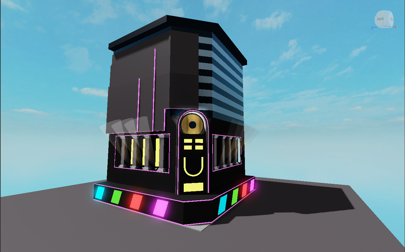Feedback Mad City Club Refresh Concept Building Support