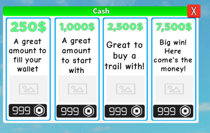 Hoq Much Money Is 900 000 Robux What Do You Guys Think Of This Shop Gui Art Design Support Roblox Developer Forum