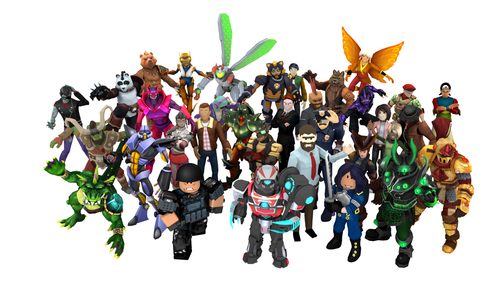 Announcing Unlocked Avatar Scaling Expanding The Roblox Universe