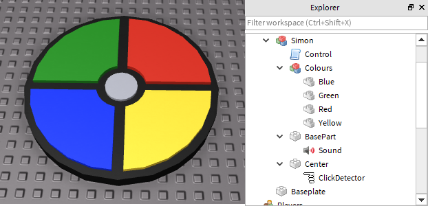Creating Your Own Simon Says Community Tutorials Roblox