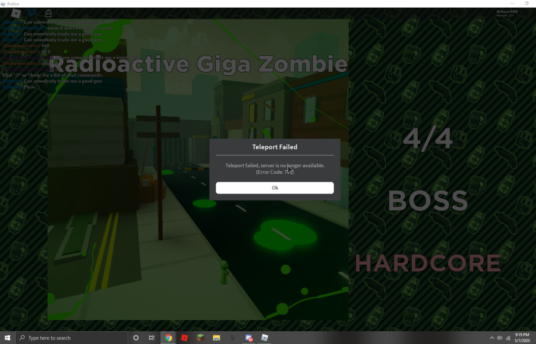 Server No Longer Available On Teleport Engine Bugs Roblox