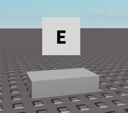 Press E To Pick Up Assistance Scripting Support Roblox