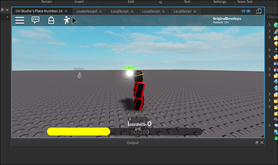 Roblox Udim2 Roblox Solved Is T Possible To Make Gui Tweening To Custom Directions Scripting Support Roblox Developer Forum