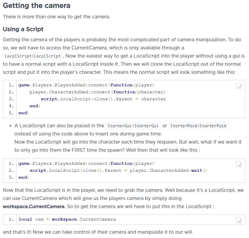Introduction Of Camera Manipulation Article Has A Bunch Of