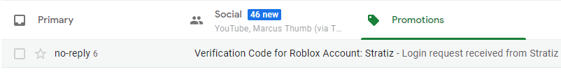 Roblox Isn T Sending Out The 2 Step Verification Code Website