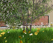 Feedback First Gfx With Grass Art Design Support Roblox Developer Forum I Need Feedback In This Gfx Art Design Support Roblox Developer Forum