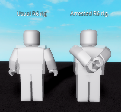 Roblox R15 Idle Code Moving Character Arms To A Specific Position Scripting Support Roblox Developer Forum