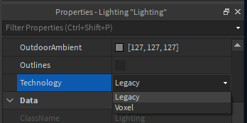 Lighting On Roblox Tutorial On Lighting Options Simplified