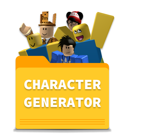 Good Job Roblox Id Character Generator Generate Completely Random Characters For Your Game Community Resources Roblox Developer Forum