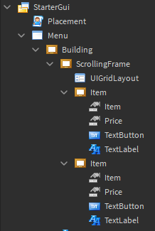 How Can I Get A Response From Multiple Buttons Within A Gui