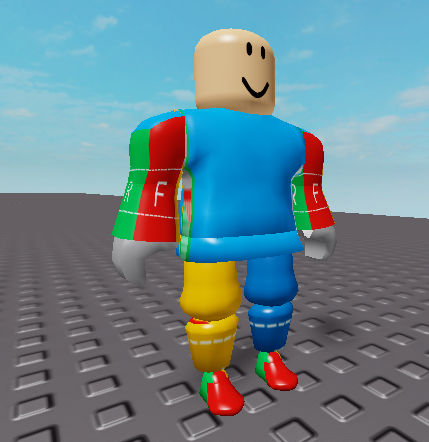 How To Make Custom Shirts In Roblox Help With Adding Roblox Clothing To Custom Made Body Parts For A Rig Art Design Support Roblox Developer Forum