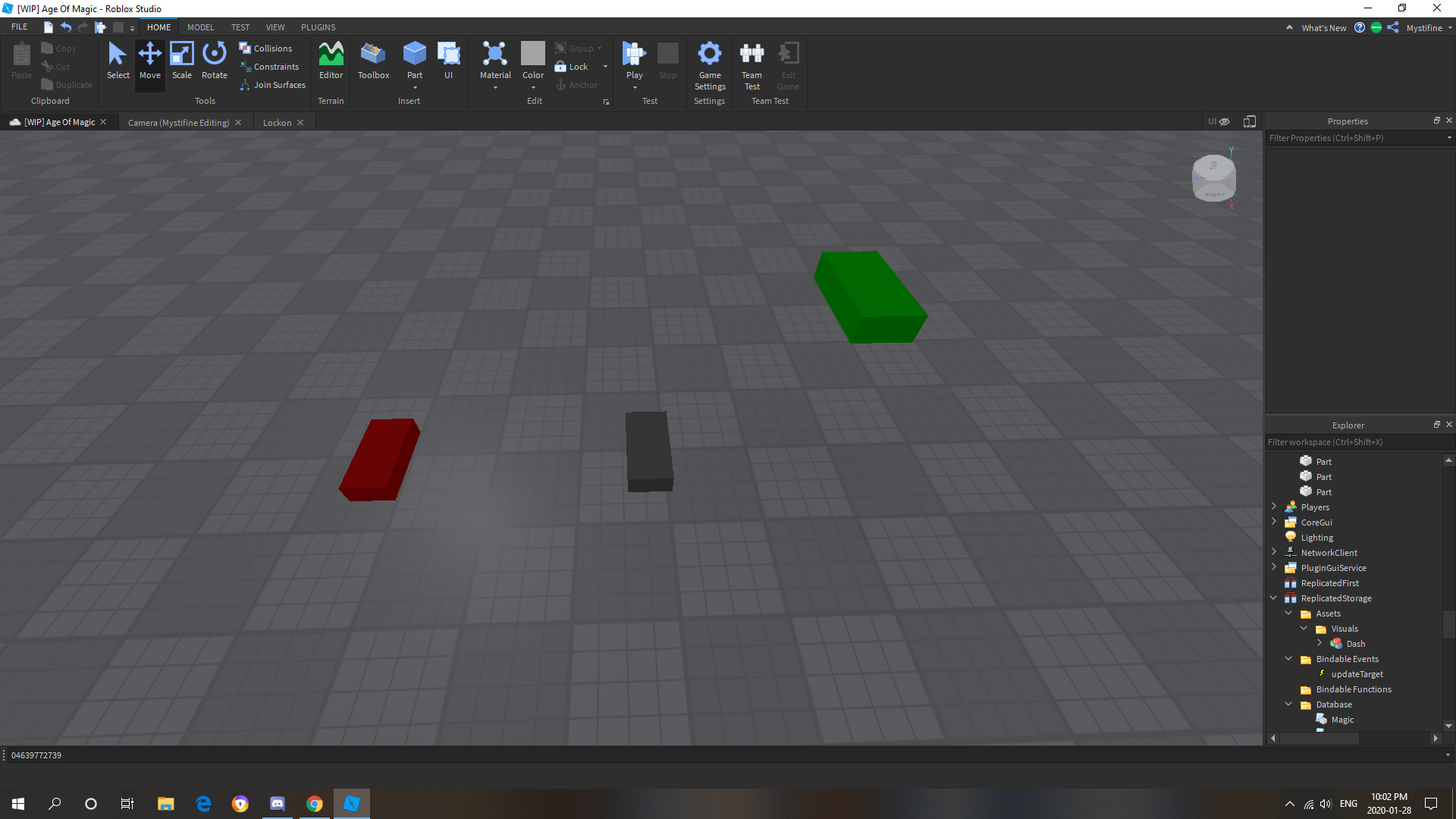 Help With Camera Manipulation Scripting Support Roblox