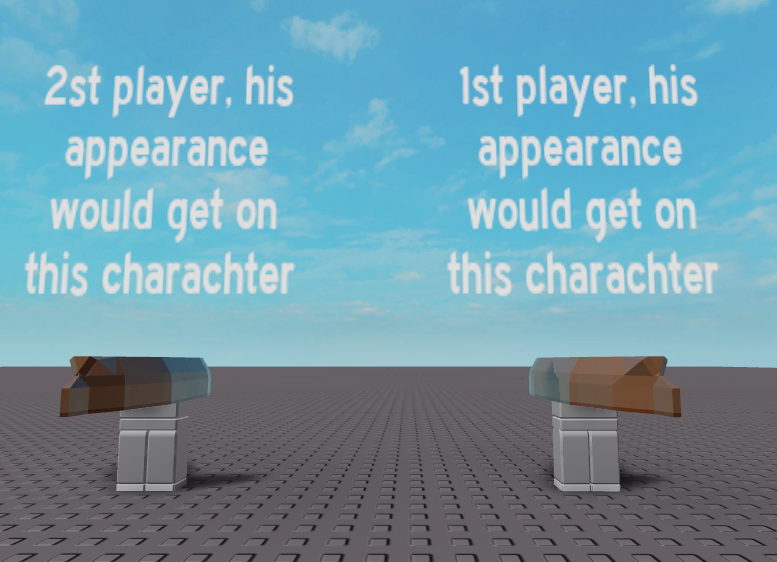 Roblox Script Npc How To Copy A Player Appearance Over To Npc Model Scripting Support Roblox Developer Forum
