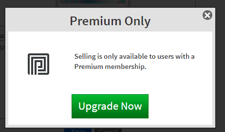 Roblox How To Sell Shirt Unable To Sell Shirts Despite Having Roblox Premium Bulletin Board Roblox Developer Forum