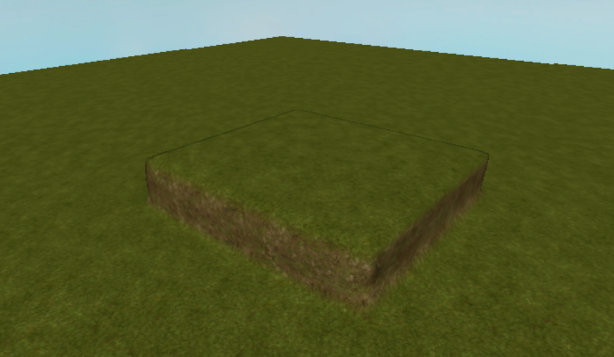 Does Anyone Else Think The Smooth Terrain Grass Is Too Dull